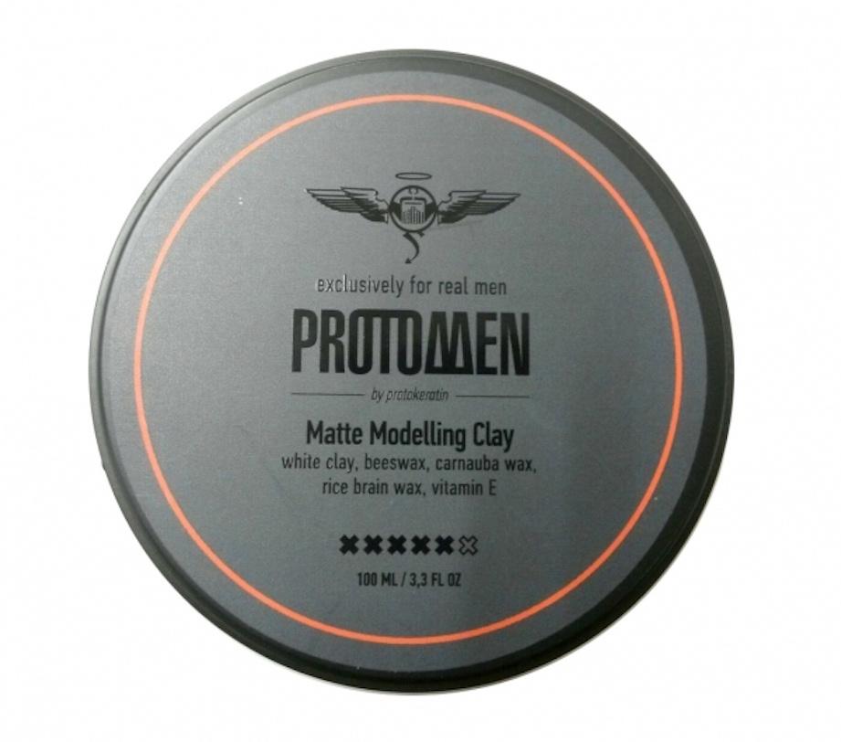 Глина косметическая Protokeratin Matte Modelling Clay цена