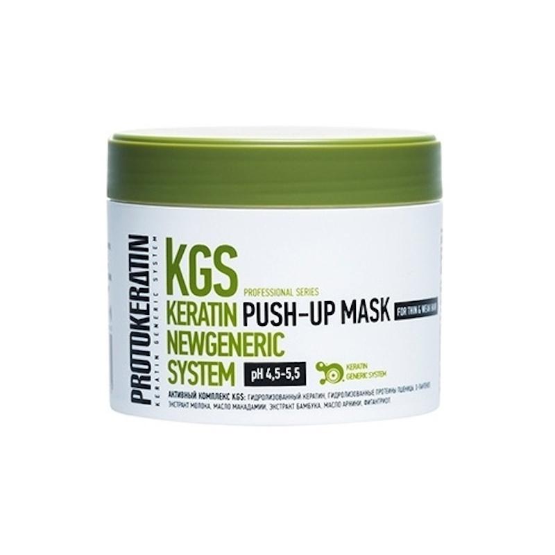 Маска для волос Protokeratin MASK PUSH-UP