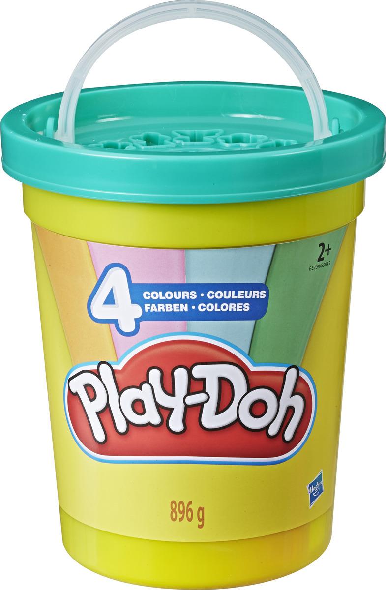 Набор для лепки Play-Doh Doh & More Большая банка, E5045EU4