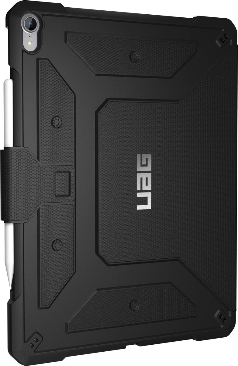 Защитный чехол UAG Metropolis для Apple iPad Pro 12,9'', 121396114040, black biaze apple ipad mini2 3 1 защитный чехол корпус с подсветкой и умный спящий трехслойный кожаный чехол pb10 tiffany