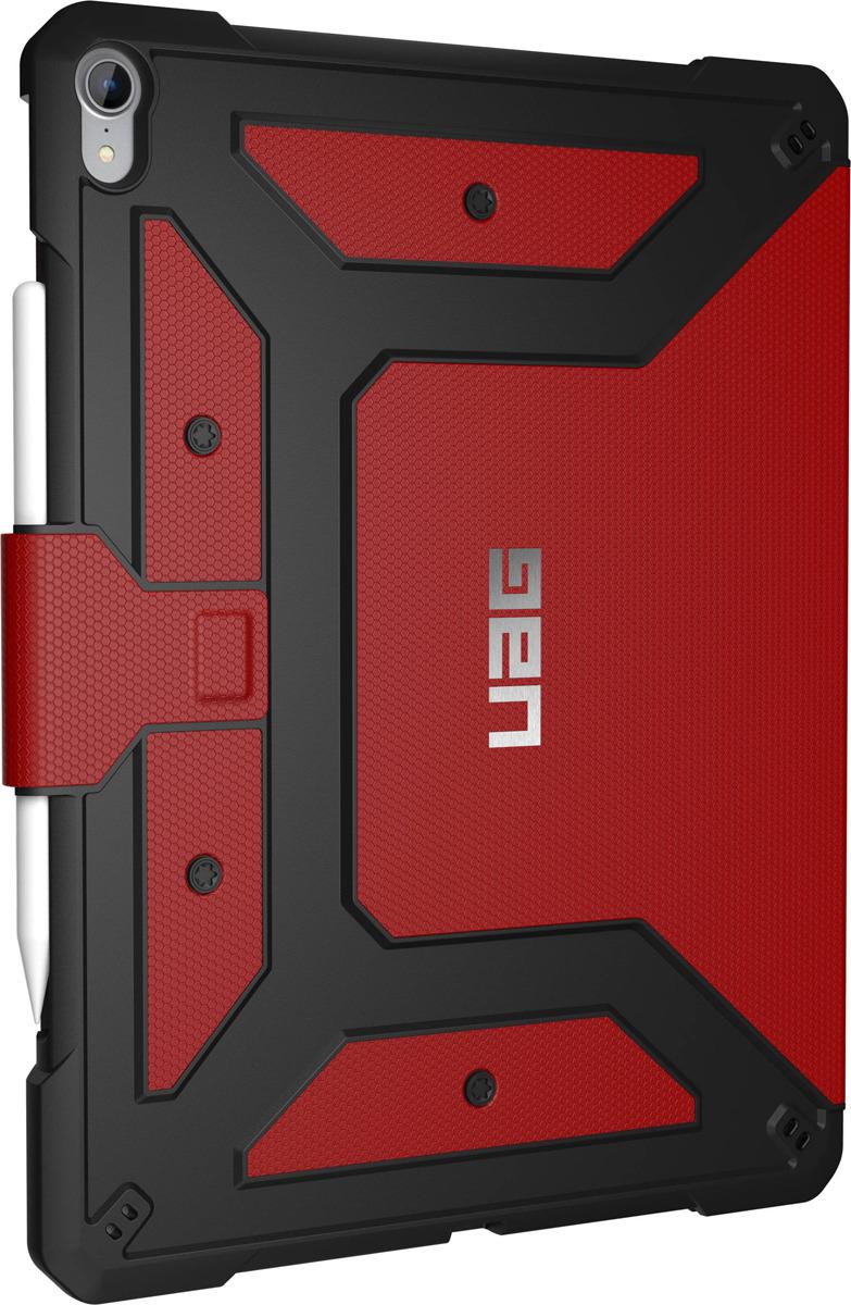 Защитный чехол UAG Metropolis для Apple iPad Pro 12,9'', 121396119393, magma цена