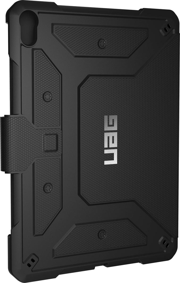 Защитный чехол UAG Metropolis для Apple iPad Pro 11'', 121406114040, черный biaze apple ipad mini2 3 1 защитный чехол корпус с подсветкой и умный спящий трехслойный кожаный чехол pb10 tiffany