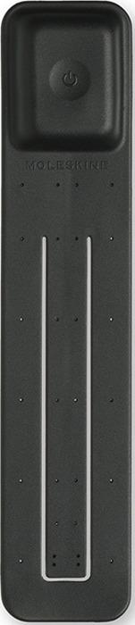Фонарик-закладка Moleskine Booklight, ER1BLA, черный