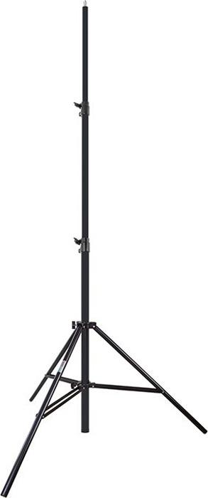 Стойка студийная Rekam LS3-280А-9, 1511000005, 3-х секционная, черный