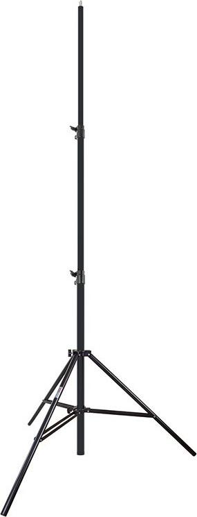 Стойка студийная Rekam LS3-300А-10, 1511000006, 3-х секционная, черный
