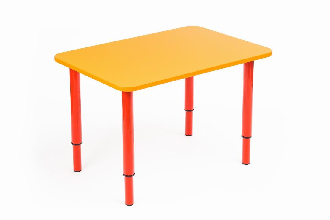 Детский стол Polli Tolli Кузя, оранжевый