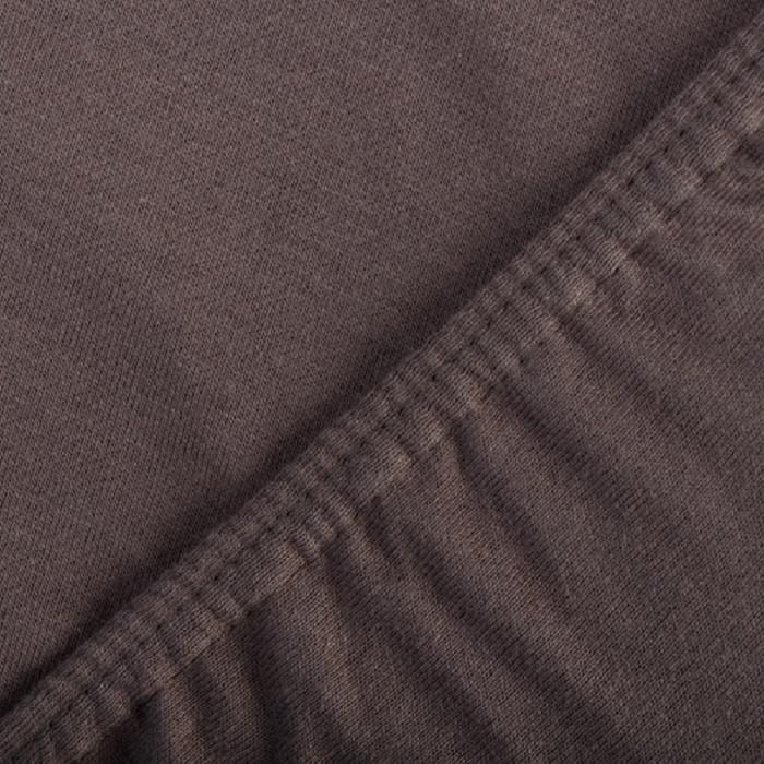 Простыня ТК Традиция для сна и отдыха, 1442/Мокко, коричневый
