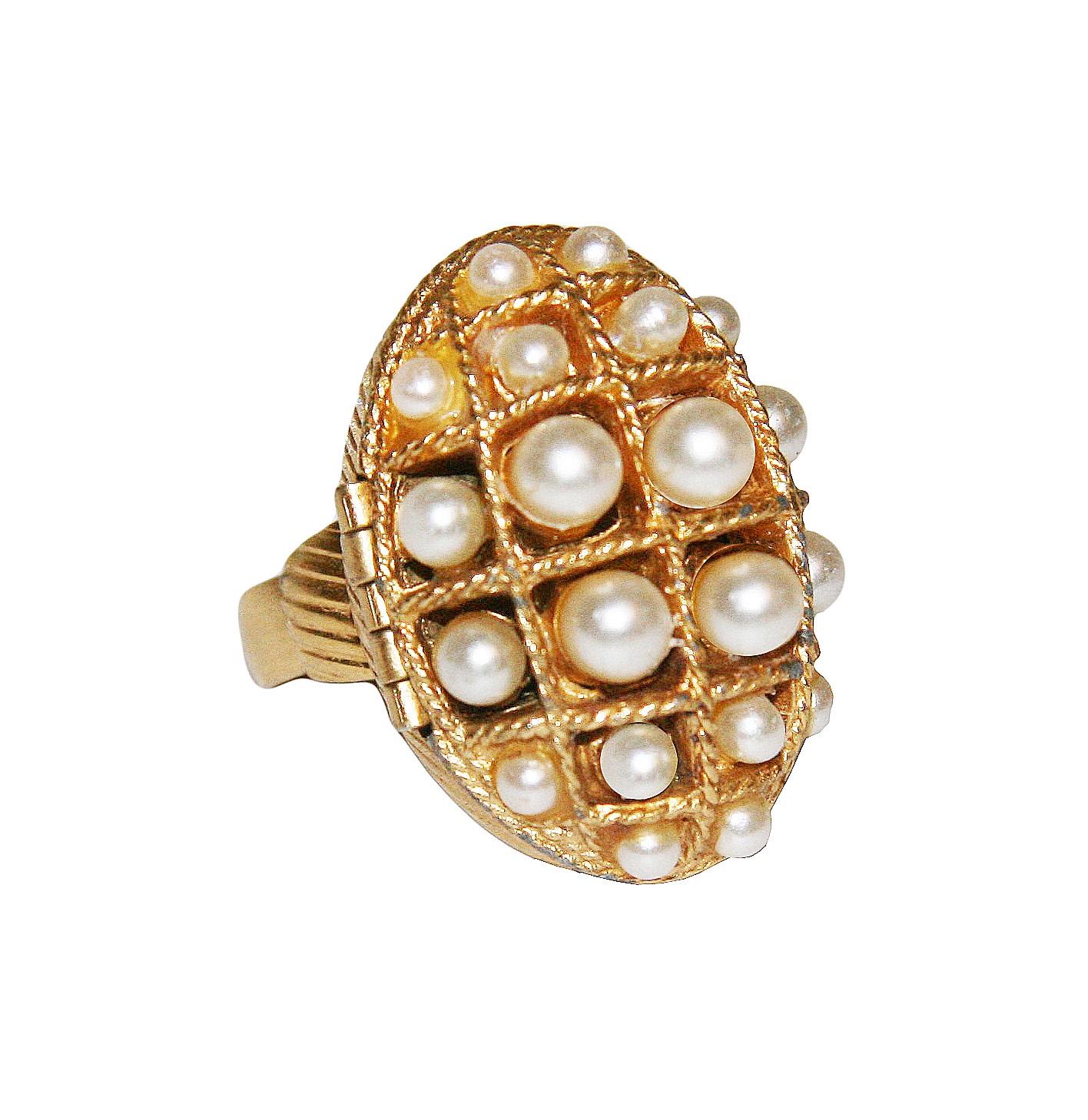Кольцо бижутерное Avon недорого