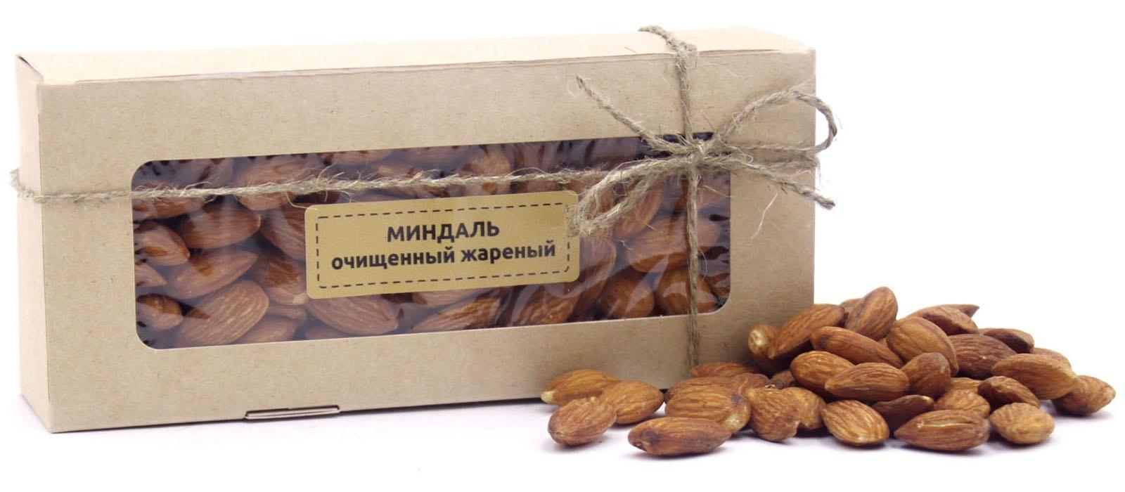 Орехи ВитаминФудс Миндаль жареный, Миндаль orthomol osteo витамины и минералы для укрепления костей 30 порций