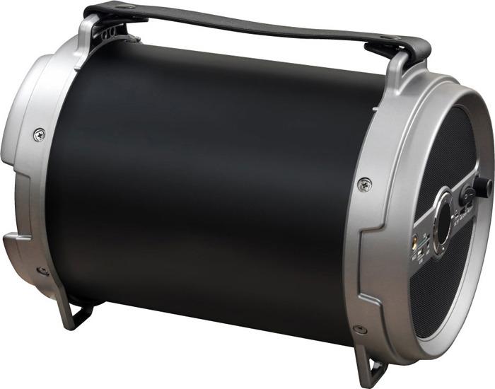 лучшая цена Беспроводная колонка Ginzzu, GM-885B, черный
