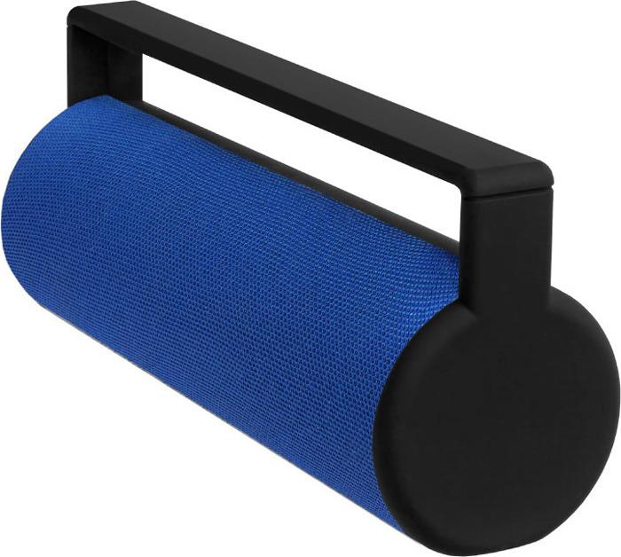 Фото - Беспроводная колонка Ginzzu, GM-890C, синий портативная колонка prime line xs sound tube синий