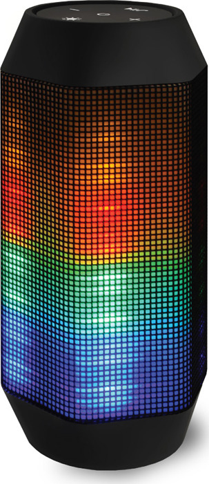 Беспроводная колонка Ginzzu, GM-897B, черный смартфон bq bq 5517l twin pro grey