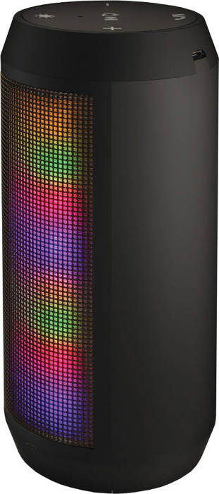 Беспроводная колонка Ginzzu, GM-898B, черный