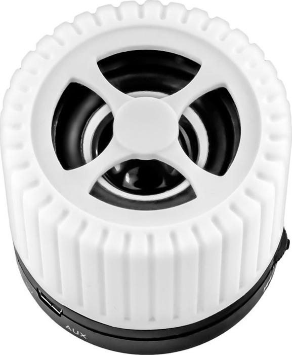 Беспроводная колонка Ginzzu, GM-988W, черный, белый цена и фото