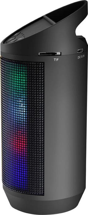 Беспроводная колонка Ginzzu, GM-999G, черный аудио колонка bluetooth 360 nfc u disck tf 1pcs lot 565125