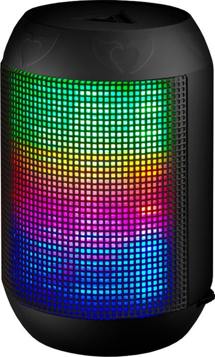 Беспроводная колонка Ginzzu, GM-999C, черный аудио колонка brand kerry kr 8800 bluetooth tf fm usb nfc 5c jambox kr 8800