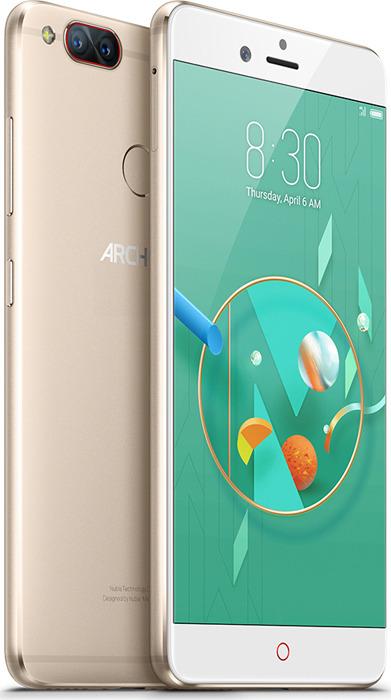 Смартфон Archos Diamond Alpha Plus 6/128GB, золотой