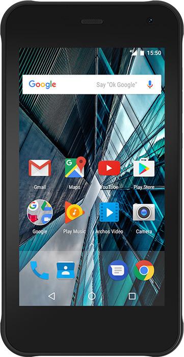 Смартфон Archos Sense 47x 1/16GB black цена