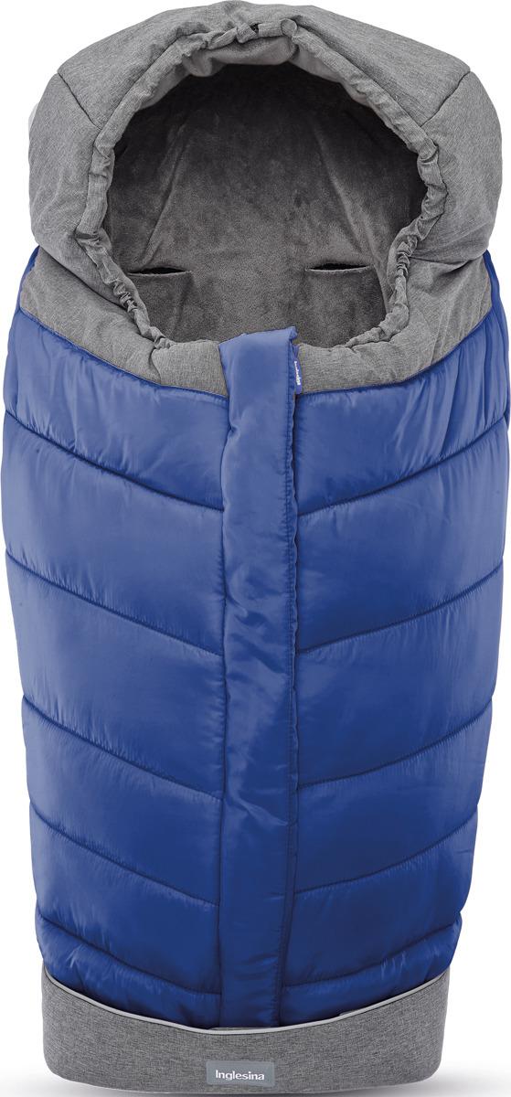 Аксессуар для колясок Inglesina Зимний конверт, A099K1RYB, синий, серый