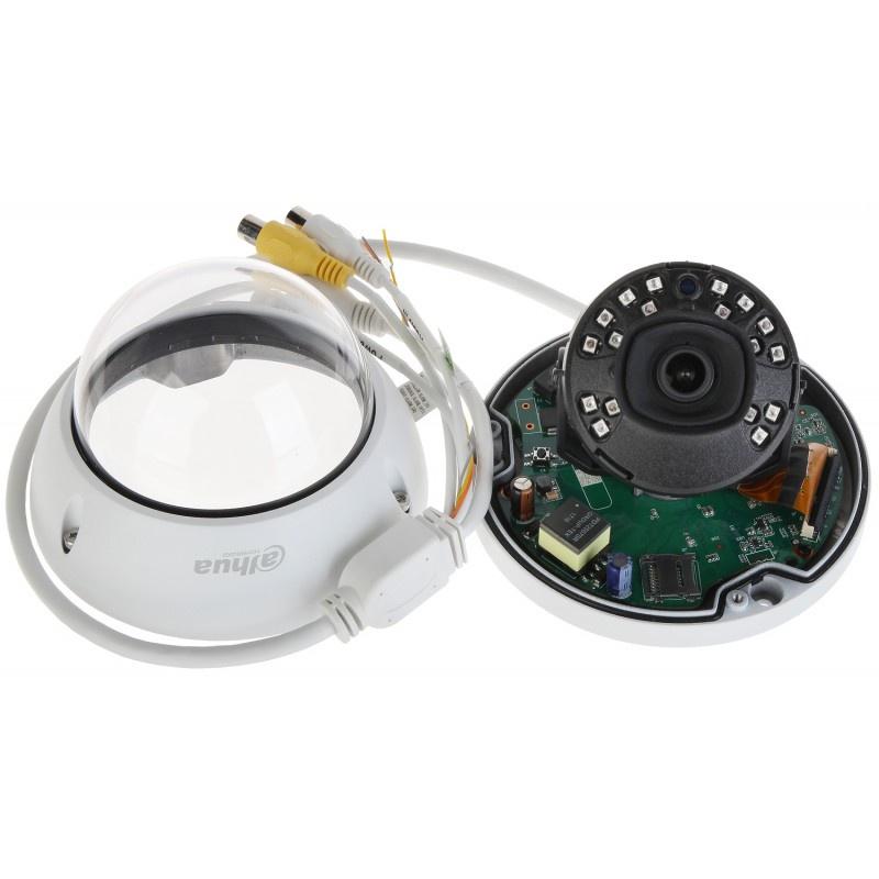 IPкамера DAHUA IPC-HDBW1431EP-S-0360B, белый Dahua