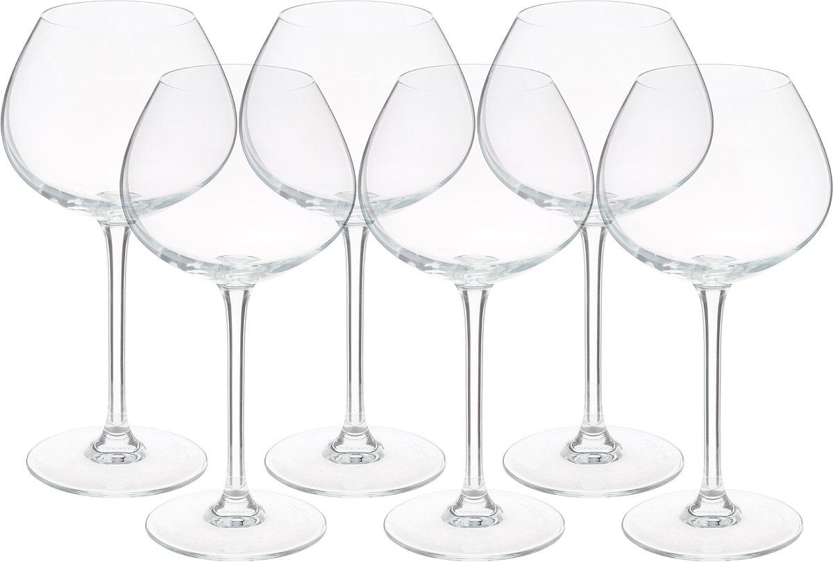 Набор бокалов для вина Eclat CDA Paris Wine Emotions, 470 мл, 6 шт. L7589 ботильоны eclat href