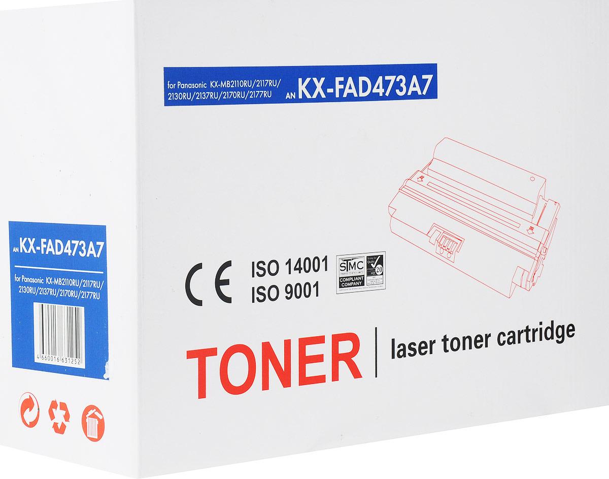 NV Print NV-KXFAD473A7 фотобарабан для Panasonic KX-MB2110RU/2117RU/2130RU/2137RU/2170RU/2177RU