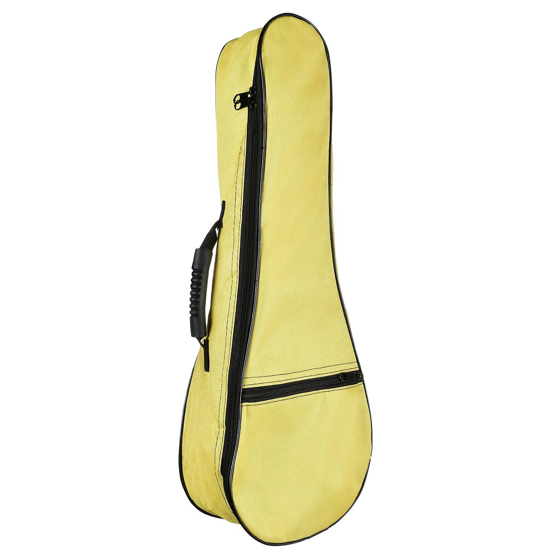 Чехол для музыкального инструмента MARTIN ROMAS УС-2 Yellow, желтый10010222Чехол для укулеле сопрано 21 дюйм утепленный, желтый