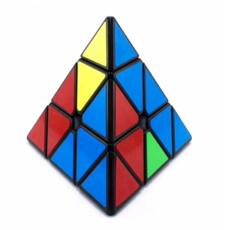 Головоломка Mofangge ПИРАМИНСК X-MAN BELL PYRAMINX (BLACK) головоломка mofangge кубик x man 7x7 spark magnetic