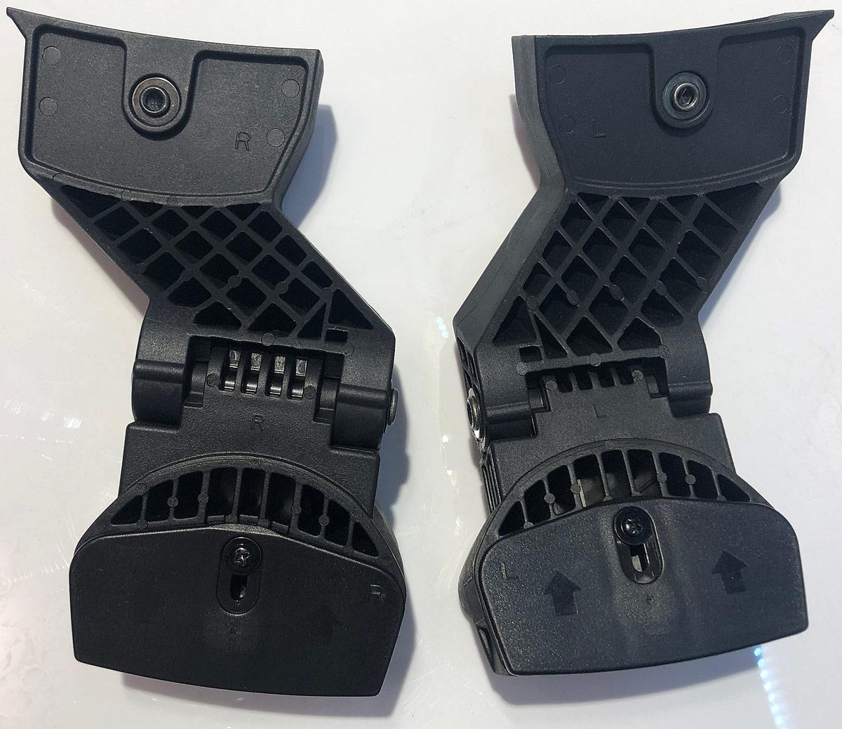 Адаптер для установки автолюльки X-Lander, T-AKC03-00015 летний чехол для автокресла britax romer baby safe i size бежевый