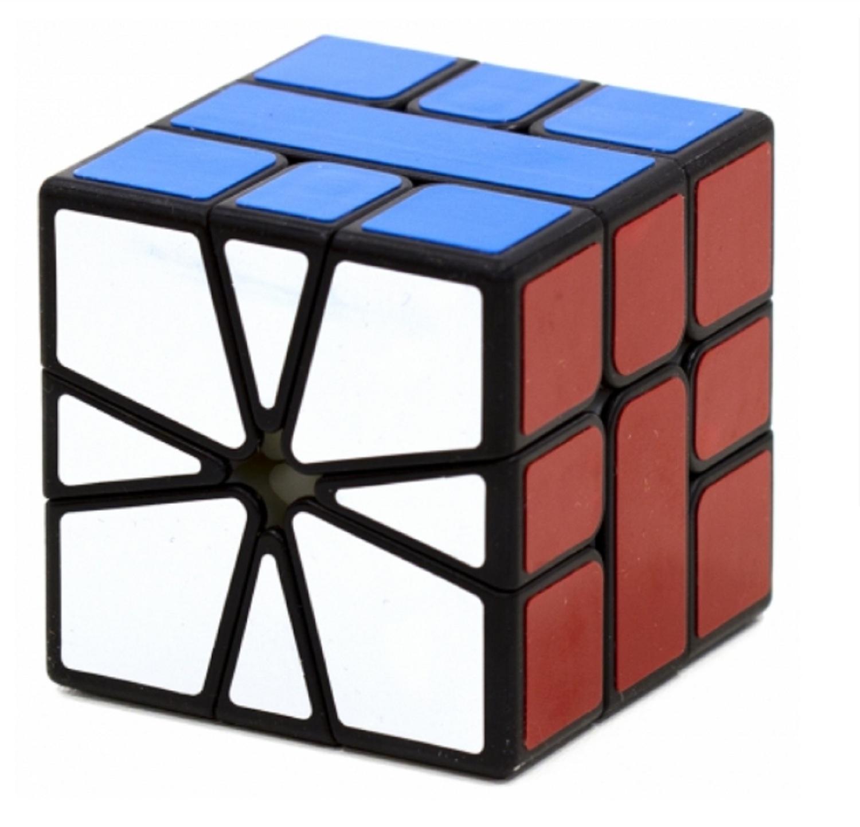 Головоломка Mofangge КУБИК QIFA (S) SQUARE-1 головоломка mofangge кубик x man 7x7 spark magnetic
