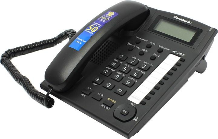 проводной телефон PANASONIC KX-TS2388 RUB