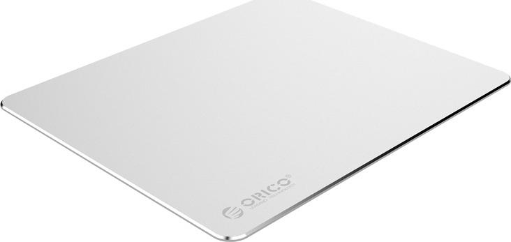 лучшая цена Коврик для мыши Orico AMP2218, ORICO AMP2218-SV, серебристый