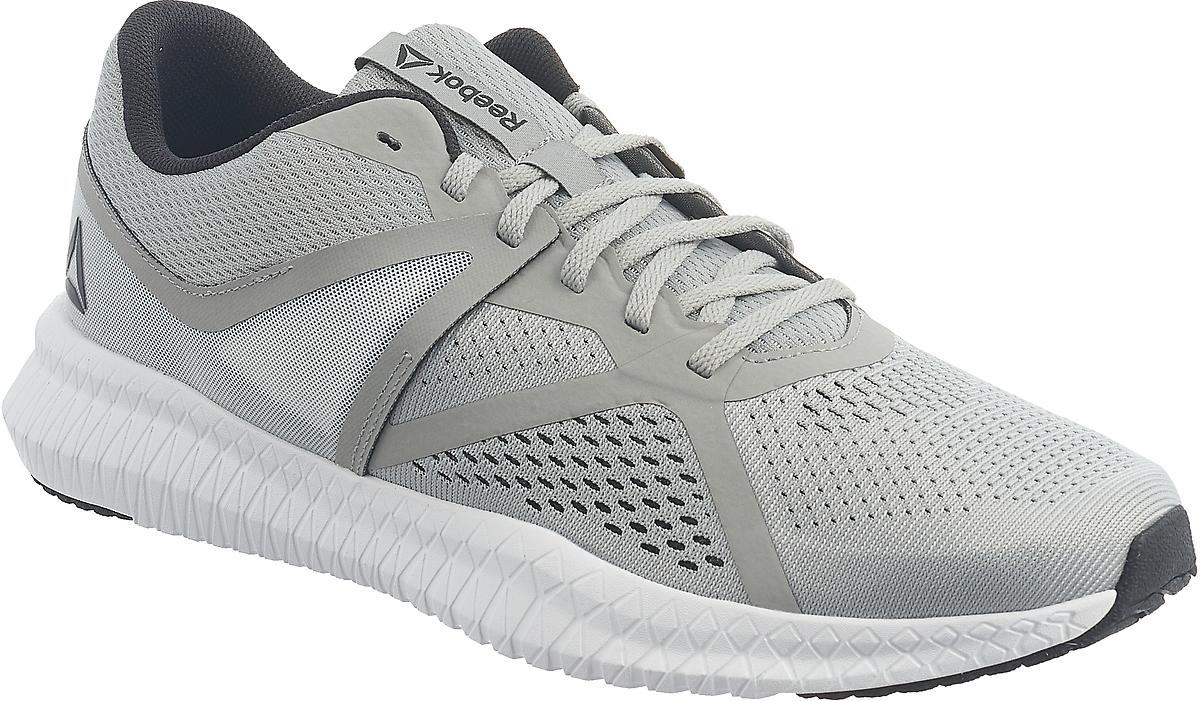 Кроссовки для фитнеса мужские Reebok Reebok Flexagon Fit, цвет: светло-серый. CN6355. Размер 8 (40,5)CN6355