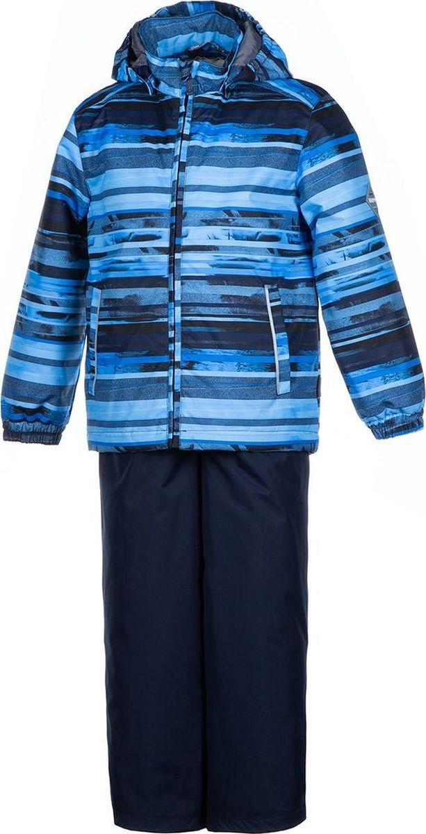 Комплект верхней одежды Huppa комплект верхней одежды детский huppa yoko куртка брюки цвет синий 41190004 93335 размер 98