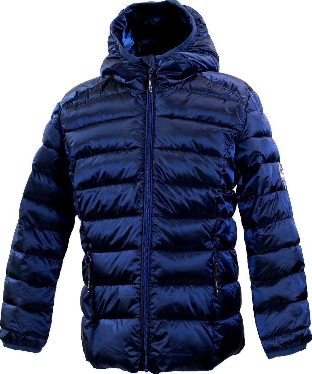 Куртка Huppa куртка для мальчика huppa stevo цвет синий 17990055 90035 размер s 164 170