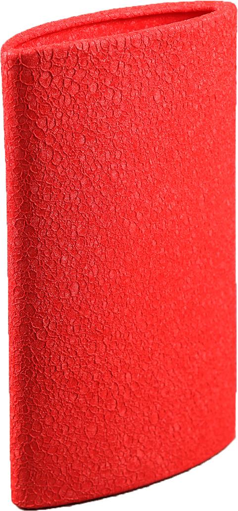 Ваза Керамика ручной работы Стиль, 3729903, красный3729903Особые свойства керамики делают вазы из этого материала очень популярными. Цветы простоят дольше, потому что керамика отлично регулирует температуру. Вода останется прохладной даже при высокой температуре в помещении.