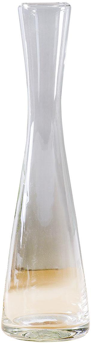 Ваза Evis Ванесса, 1185866, прозрачный, 7,7 х 7,7 х 29 см