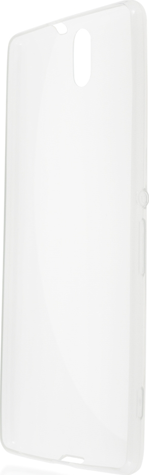 Чехол Brosco TPU для Sony Xperia C5 Ultra, прозрачный стоимость