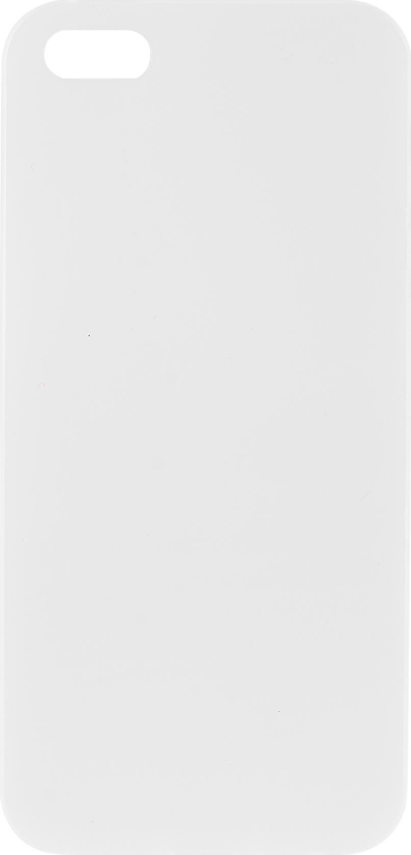 лучшая цена Чехол Brosco SuperSlim для Apple iPhone 5, белый