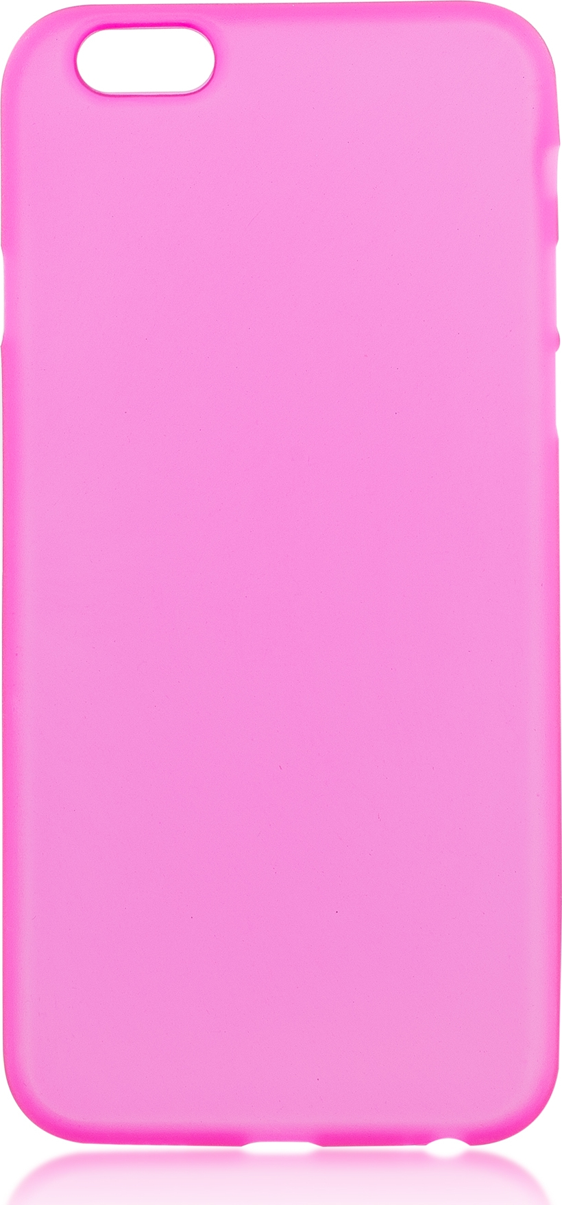 Чехол Brosco SuperSlim для Apple iPhone 6, коричневый чехол для сотового телефона brosco superslim для iphone 6 plus ip6p pp superslim blue голубой
