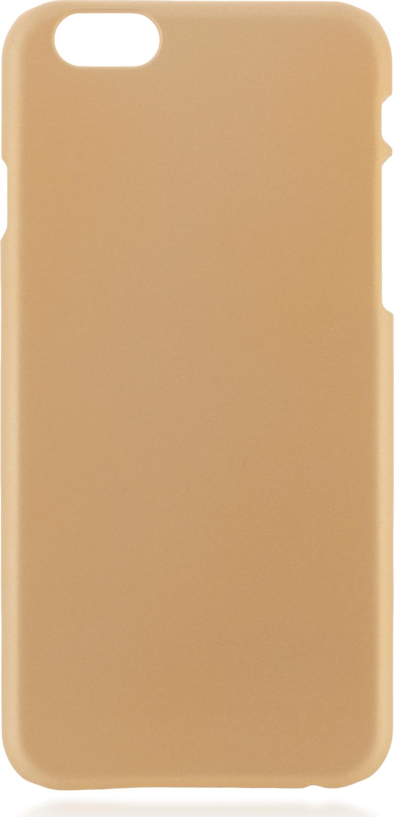 Чехол Brosco Soft-Touch для Apple iPhone 6, шампань original new innolux 5 6 inch at056tn53 v 1 lcd screen with touch