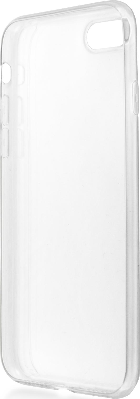 Чехол Brosco TPU для Apple iPhone 7, прозрачный локк rock iphone7 телефон оболочки apple 7 кронштейн силиконовый прозрачный tpu защитный рукав кронштейн оболочки
