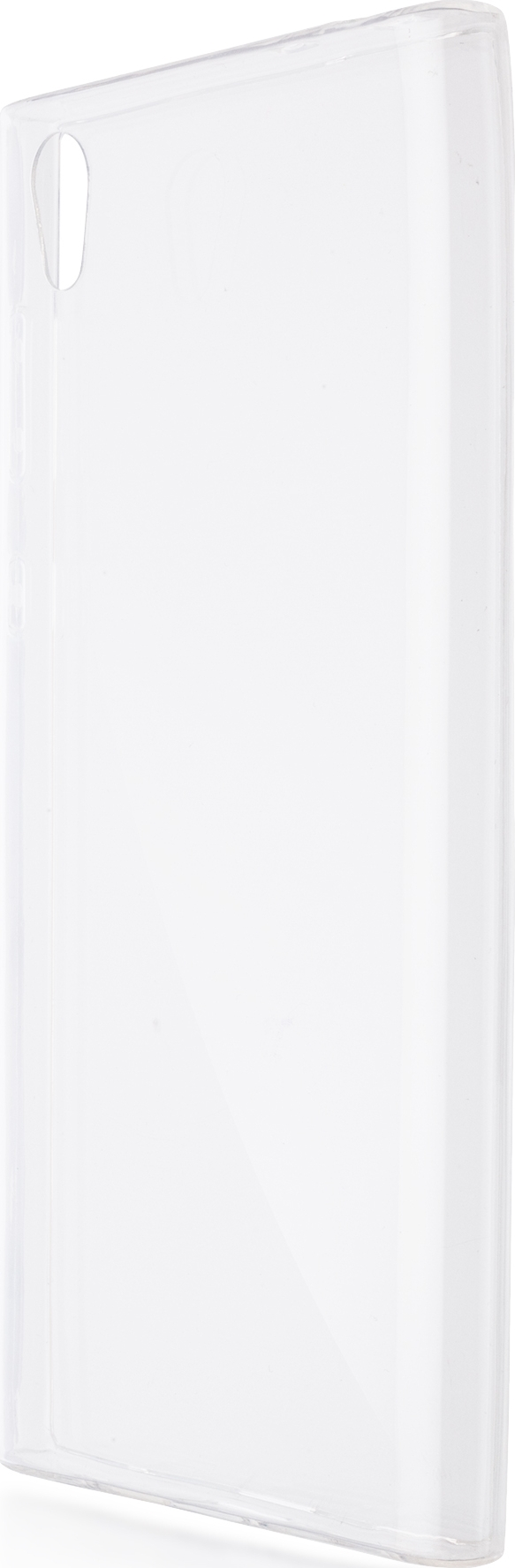 Чехол Brosco TPU для Sony Xperia L1, прозрачный чехол для sony i4213 xperia 10 plus brosco силиконовая накладка черный