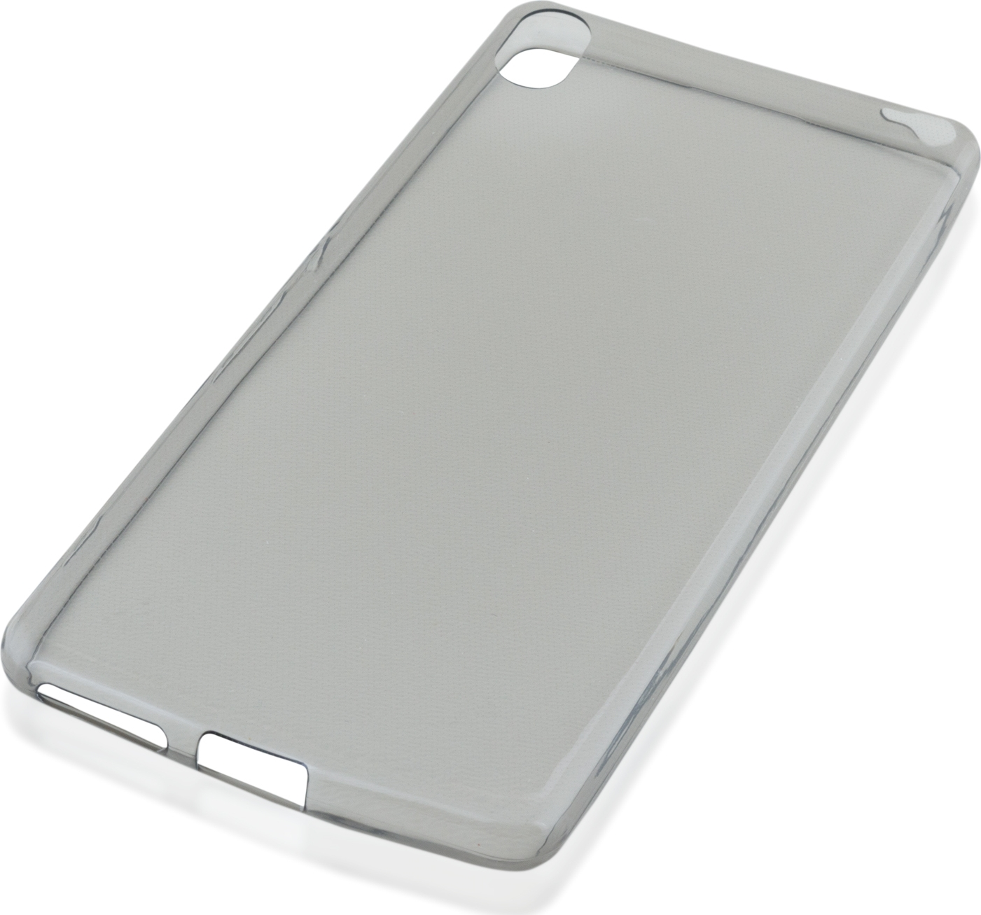 Чехол Brosco TPU для Sony Xperia XA, черный цена и фото