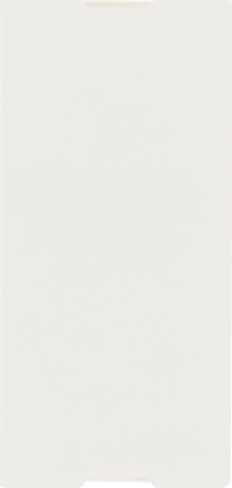 Чехол Brosco Book для Sony Xperia XA1, белый чехол для sony g3412 xperia xa1 plus sony flip cover scsg70 белый