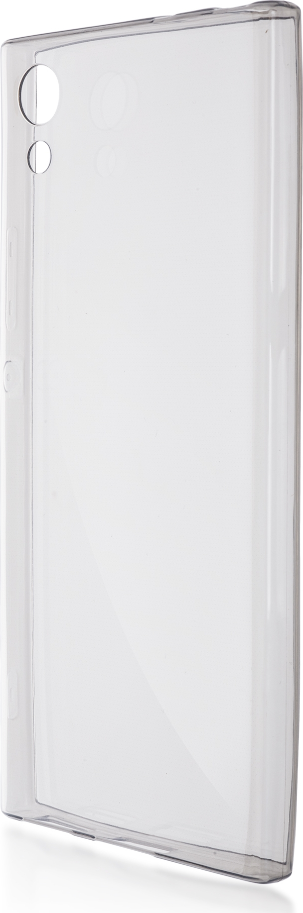 Чехол Brosco TPU для Sony Xperia XA1, черный чехол для sony i4213 xperia 10 plus brosco силиконовая накладка черный
