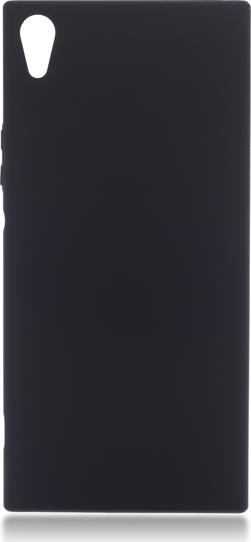 Чехол Brosco 4Side Soft-Touch для Sony Xperia XA1 Ultra, черный цена