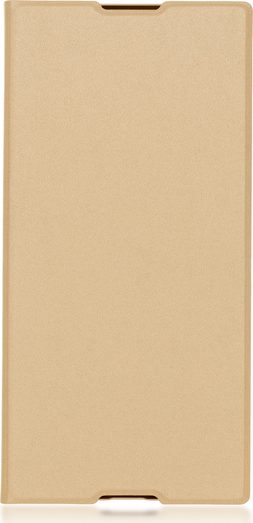 Чехол Brosco Book для Sony Xperia XA1 Ultra, золотой смартфон sony xperia xa1 ultra dual 32 гб белый g3212white