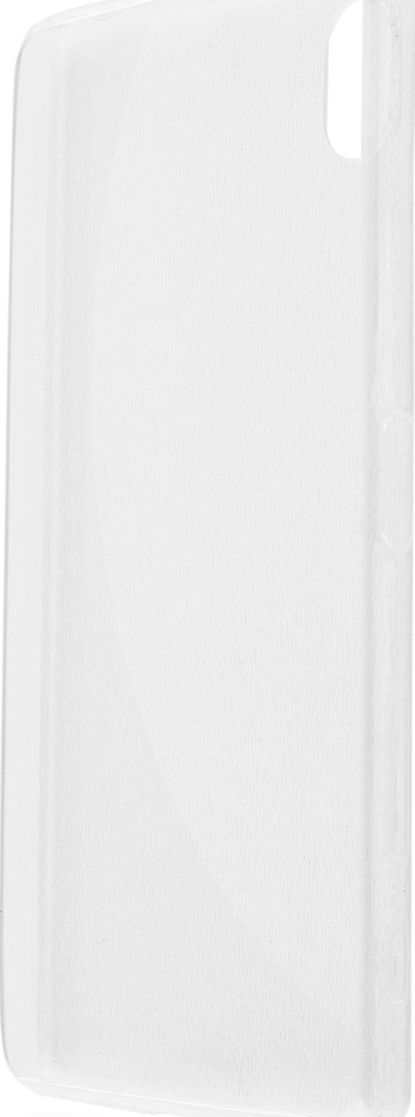Чехол Brosco TPU для Sony Xperia X Perfomance, прозрачный sony f8131 xperia x perfomance lime gold