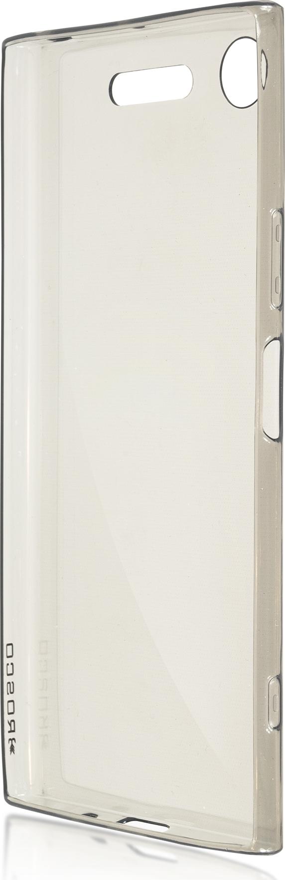 Чехол Brosco TPU для Sony Xperia XZ1, черный